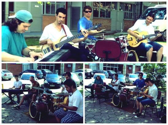 Jazz pra Uma - Quarteto Sagaz